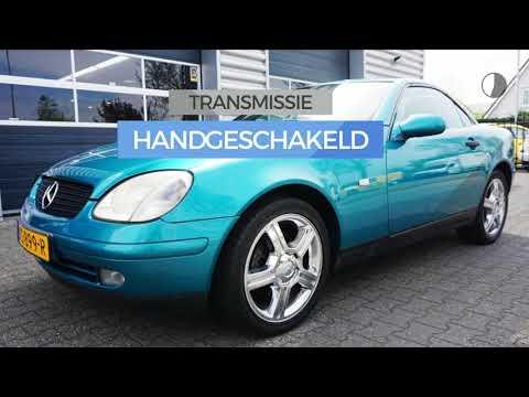 Mercedes Benz Slk Klasse 200 Cabrio 17 Lm Velgen Leder