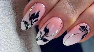 Маникюр 2021 Идеи смелые решения необычные варианты маникюра Красивые дизайны ногтей