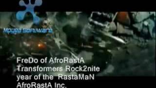 "transformers soundtrack freDro of AfroRastA"" Rock2nitE"""