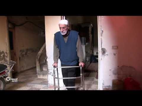 أورينت نيوز تزور المواطن التركي المحاصر في الغوطة منذ 5 سنوات
