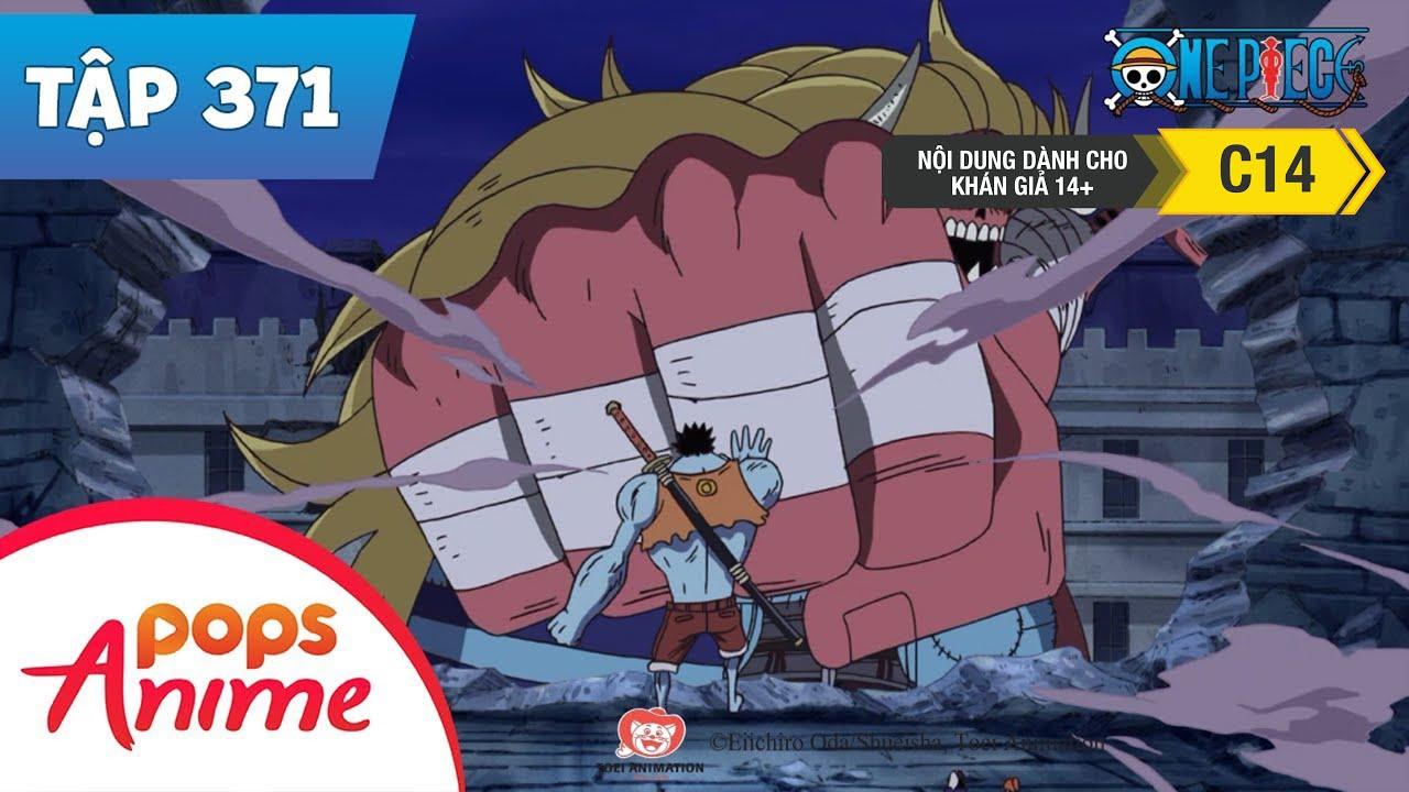 One Piece Tập 371 - Hủy Diệt Băng Hải Tặc Mũ Rơm! Năng Lực Toàn Diện Của Trái Kage Kage -Đảo Hải Tặc