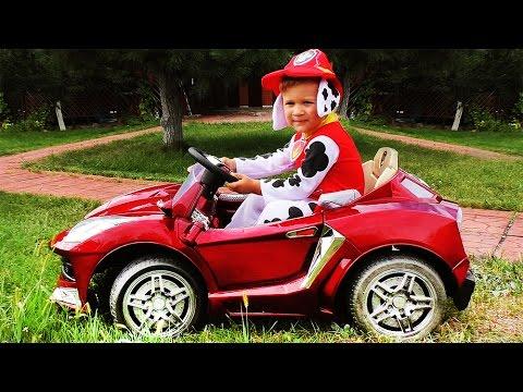 Щенячий Патруль СПАСЕНИЕ ЩЕНКА Игрушки ЩЕНЯЧИЙ ПАТРУЛЬ PAW Patrol Toys PAW Patrol Детское Видео