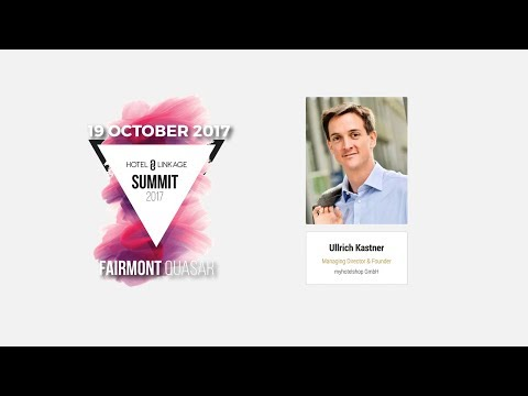 Ullrich Kastner, Hotel Linkage Summit 2017, How To Use Metasearch Engines To Enhance Direct Bookings