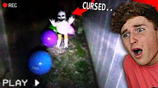 I found the CREEPIEST Videos on the internet.. (TOO FAR)