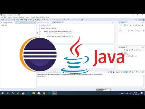 How To Setup Eclipse IDE For Java Development On Windows 10