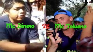 Mc Dinero Vs Mc Tolueno