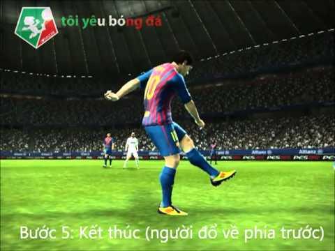 Cách sút bóng mạnh và chính xác như Messi