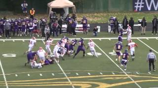 Laurier Football vs York - Oct 4