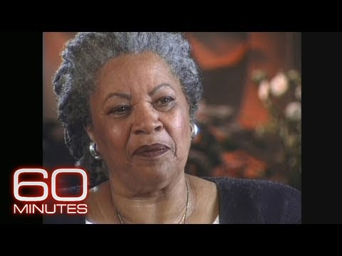 "Toni Morrison on ""the nature of oppression"""