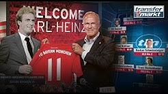 Bayern-Legenden: So viel wären Rummenigge, Kahn & Co. heute wert | TRANSFERMARKT