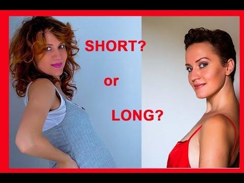 Как отрастить длинные волосы?!  Моя история.