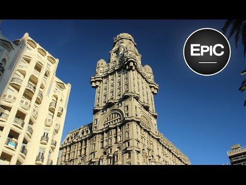 Palacio Salvo / Salvo Palace - Montevideo, Uruguay (HD)