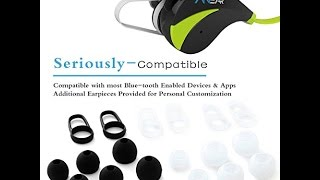 ANEAR Bluetooth Headphones