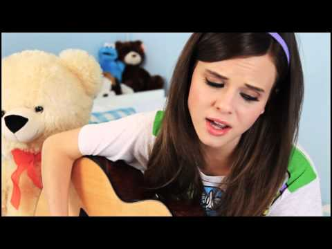 Avril Lavigne - Here's To Never Growing Up - CLEAN (Official Music Cover) by Tiffany Alvord