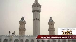 Khassida Mawahibou Magal Porokhane 2015 Kourel 1 Hizbut Tarqyyah