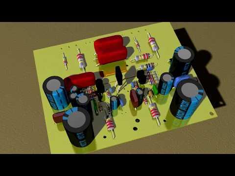 видео: Сборка усилителя мощности ЛАНЗАР своими руками. Подробная инструкция по сборке усилителя.