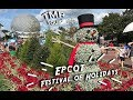 Festival of the Holidays at Epcot with Eat Trade Travel // Disney World // TMR Tours