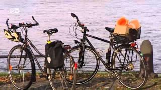 видео немецкие велосипеды