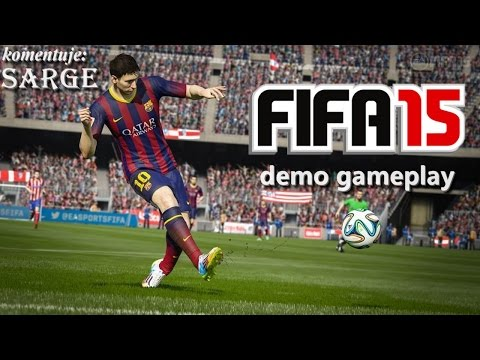 FIFA 15 (demo gameplay) - FC Barcelona vs Paris Saint-Germain