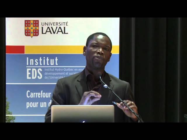 H. Assogba, E. Leblanc et P. Gosselin - Mieux communiquer les changements climatiques