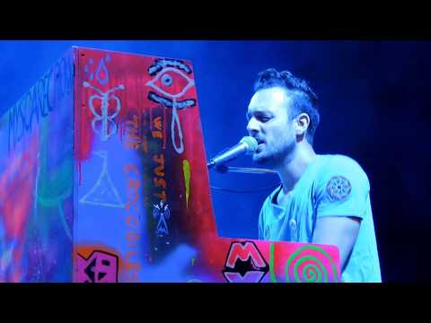 Yellow Coldplay 2017  - LiVe in Technicolor - ITalian Coldplay Tribute Band ITALIA