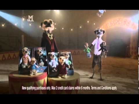 oleg and circus ad advert - Youtube Multiplier