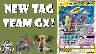 Garchomp & Giratina GX Can OHKO ANYTHING Every Turn! (Pokemon TCG)