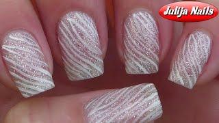 ▶ Дизайн ногтей / Маникюр акриловыми красками / Bornprettystore