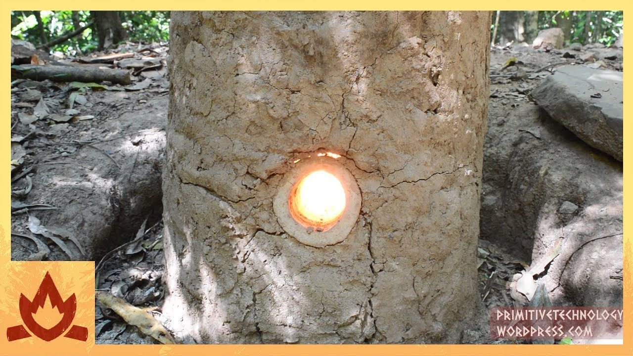 Download Primitive Technology: Natural Draft Furnace