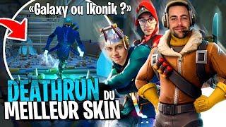 Deathrun choisir le meilleur Skin avec Michou et Dobby sur Fortnite Créatif !
