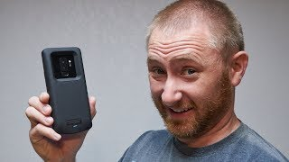 Samsung S9 Plus Battery Case Review