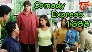Comedy Express 1688 | B 2 B | Latest Telugu Comedy Scenes | TeluguOne