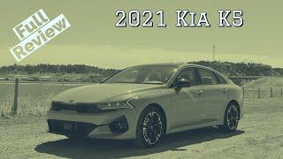 2021 Kia K5 full review