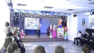 День рождения детско-юношеского сектора ГЦ