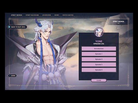 Yone's Story - Full League of Legends Spirit Bonds Story