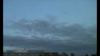 Shockflyer in der Nähe der Uni Bremen