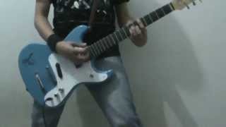 RAMONES - Howling At The Moon (Sha-la-la)(Guitar cover)