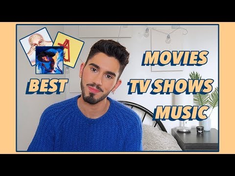 BEST OF MUSIC, MOVIES & TV SHOWS 📺 2017