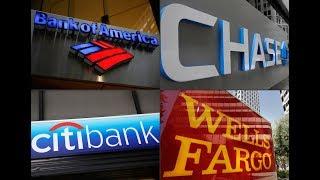 Банки в США какой банк выбрать