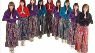 CherryBelle Girl Band from Indonesia