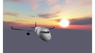 Landung Mac Donnell Douglas KLM (Roblox Pilot Trainingssimulator)