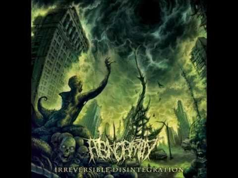 Abnormity - Mechanical Maggots