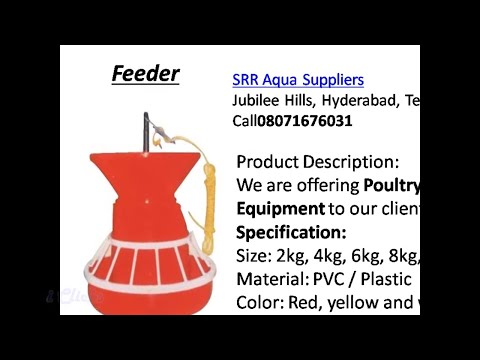 Poultry Equipments And Their Uses With Pictures
