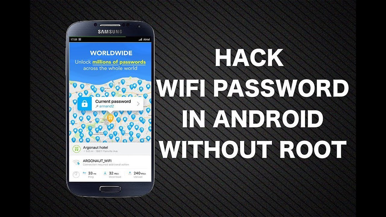 How to hack wifi password without root using android 100% in bangla 2017 HD  | Tech Tricks - 2