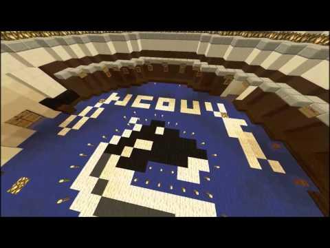 Minecraft - Rogers Arena (HOCKEY ARENA)
