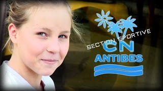 CN Antibes 2014 - section sportive