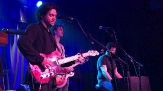Conor Oberst, Train Underwater (Live), 03.09.2017, Waiting Room, Omaha NE