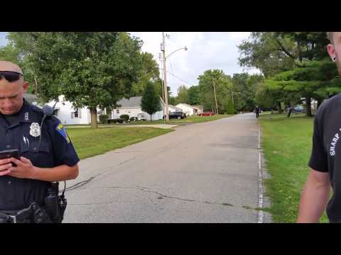 Decatur Illinois cops harass people for dirt bikes