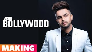 Bollywood (Making) | Akhil | Arvindr Khaira | Latest Punjabi Songs 2019 | Speed Records