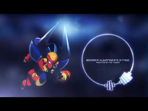Mega Man X - Boomer Kuwanger's stage (remix)